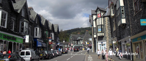 Ambleside street